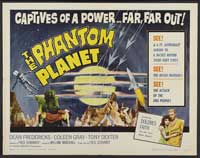 The Phantom Planet - 30 x 40 Movie Poster UK - Style A