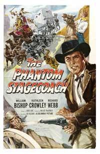 Phantom Stagecoach, The - 11 x 17 Movie Poster - Style A