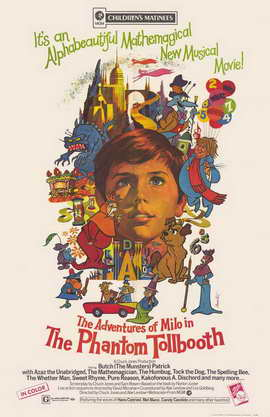 Phantom Tollbooth - 11 x 17 Movie Poster - Style A