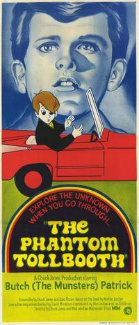Phantom Tollbooth - 11 x 17 Movie Poster - Australian Style A