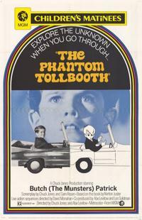 Phantom Tollbooth - 11 x 17 Movie Poster - Style B