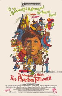 Phantom Tollbooth - 43 x 62 Movie Poster - Bus Shelter Style A