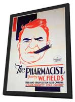 The Pharmacist - 11 x 17 Movie Poster - Style A - in Deluxe Wood Frame