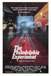 The Philadelphia Experiment - 27 x 40 Movie Poster - Style A