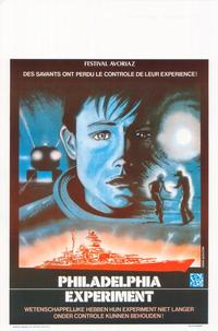 The Philadelphia Experiment - 27 x 40 Movie Poster - Belgian Style A