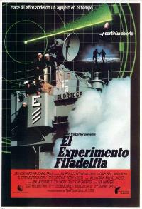 The Philadelphia Experiment - 27 x 40 Movie Poster - Spanish Style A