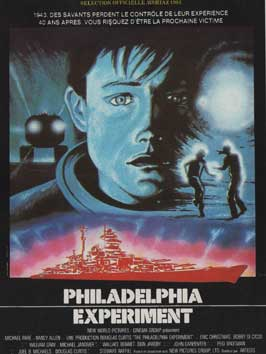 The Philadelphia Experiment - 11 x 17 Movie Poster - French Style A