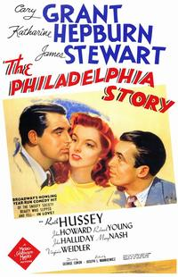 The Philadelphia Story - 11 x 17 Movie Poster - Style A