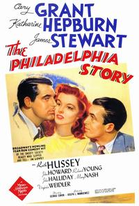 The Philadelphia Story - 27 x 40 Movie Poster - Style A