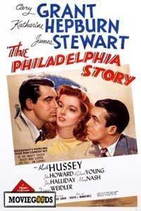The Philadelphia Story - 43 x 62 Movie Poster - Bus Shelter Style A