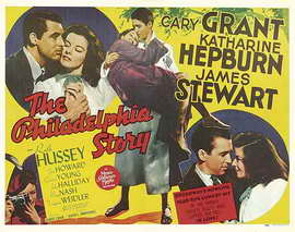 The Philadelphia Story - 11 x 17 Movie Poster - Style C