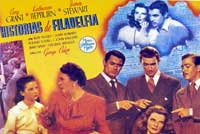 The Philadelphia Story - 11 x 17 Movie Poster - Spanish Style B
