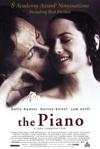 The Piano - 27 x 40 Movie Poster - Style A