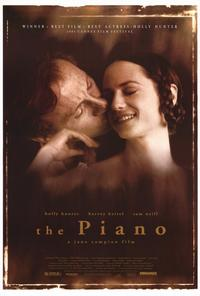 The Piano - 27 x 40 Movie Poster - Style B