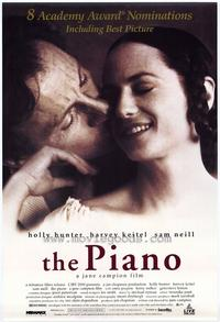 The Piano - 43 x 62 Movie Poster - Bus Shelter Style A