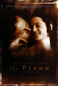 The Piano - 11 x 17 Movie Poster - Style D