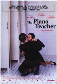 The Piano Teacher - 27 x 40 Movie Poster - Style A