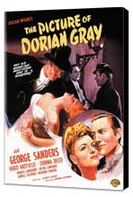 The Picture of Dorian Gray - 27 x 40 Movie Poster - Style A - Museum Wrapped Canvas