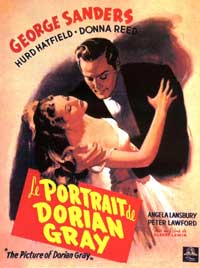 The Picture of Dorian Gray - 11 x 17 Movie Poster - French Style A