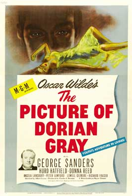 The Picture of Dorian Gray - 27 x 40 Movie Poster - Style D