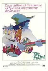 Pied Piper - 27 x 40 Movie Poster - Style A