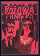 The Pink Panther - 11 x 17 Movie Poster - Polish Style A