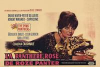 The Pink Panther - 11 x 17 Movie Poster - Belgian Style A