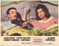 The Pink Panther - 11 x 14 Movie Poster - Style F