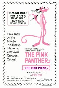 The Pink Panther - 27 x 40 Movie Poster - Style A