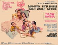 The Pink Panther - 11 x 14 Movie Poster - Style I