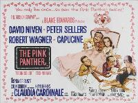 The Pink Panther - 30 x 40 Movie Poster UK - Style A