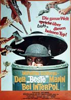 The Pink Panther Strikes Again - 11 x 17 Movie Poster - German Style B