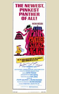 The Pink Panther Strikes Again - 11 x 17 Movie Poster - Style C