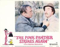 The Pink Panther Strikes Again - 11 x 14 Movie Poster - Style A