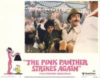 The Pink Panther Strikes Again - 11 x 14 Movie Poster - Style B
