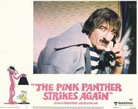 The Pink Panther Strikes Again - 11 x 14 Movie Poster - Style H