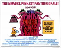 The Pink Panther Strikes Again - 11 x 14 Movie Poster - Style C