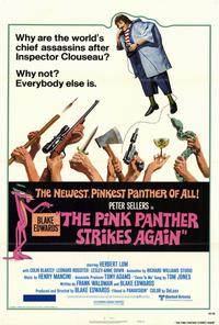The Pink Panther Strikes Again - 27 x 40 Movie Poster - Style A