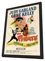 The Pirate - 11 x 17 Movie Poster - Style C - in Deluxe Wood Frame