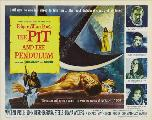 The Pit and the Pendulum - 11 x 17 Movie Poster - Style B