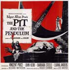 The Pit and the Pendulum - 30 x 30 Movie Poster - Style A