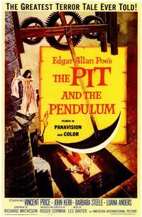 The Pit and the Pendulum - 11 x 17 Movie Poster - Style A