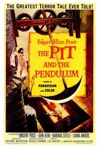 The Pit and the Pendulum - 27 x 40 Movie Poster - Style A