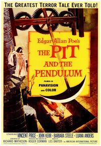 The Pit and the Pendulum - 43 x 62 Movie Poster - Bus Shelter Style A