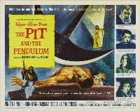 The Pit and the Pendulum - 27 x 40 Movie Poster - Style B