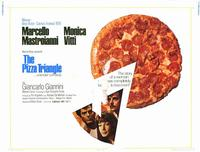Pizza Triangle - 11 x 14 Movie Poster - Style B
