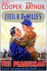 The Plainsman - 11 x 17 Movie Poster - Style B