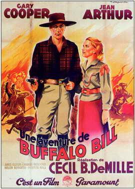 The Plainsman - 11 x 17 Movie Poster - Style C