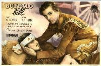 The Plainsman - 11 x 17 Movie Poster - Spanish Style B