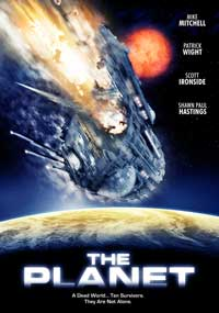 The Planet - 11 x 17 Movie Poster - Style B